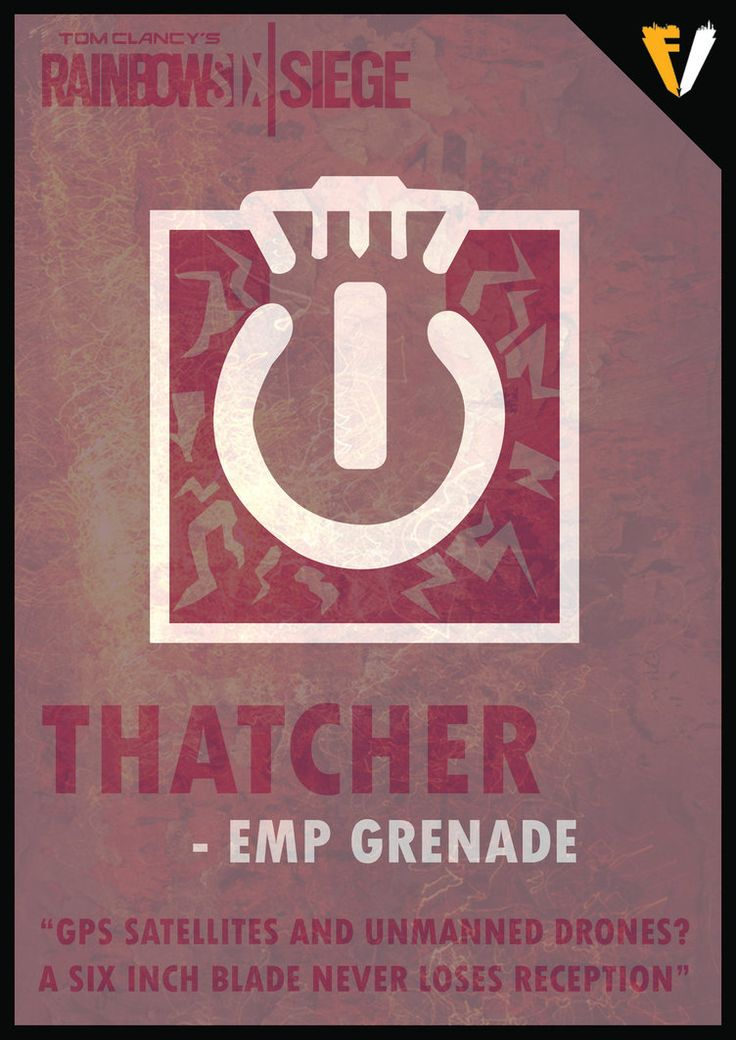 """Mike """"Thatcher"""" Baker is an Attacking Operator featured in Tom Clancy's Rain..."""